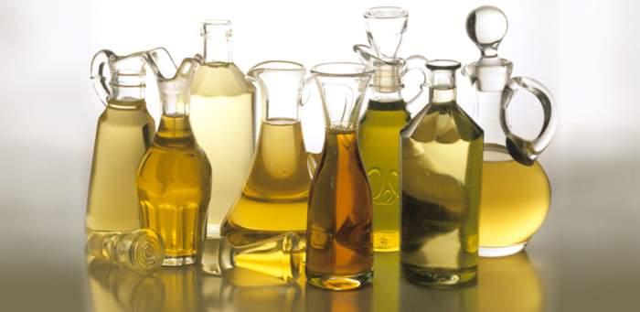 diferite tipuri de grasimi din ulei
