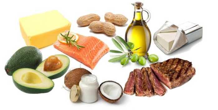 alimente permise dieta ketogenica