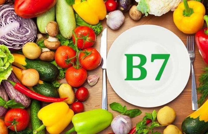 bitoina vitamina b7 vitamina H