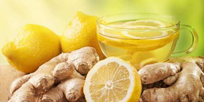 ginger ghimbir ceai lamaie
