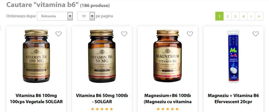 vitamina b6 magne b6 produse pret
