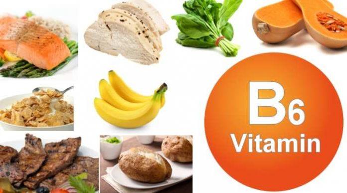 vitamina b6 piridoxina