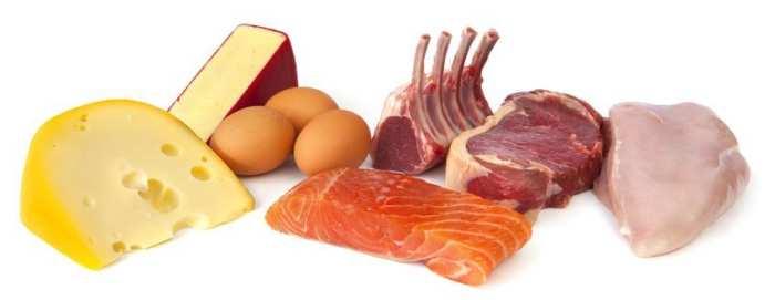 ziua 1 proteine carne oua branza