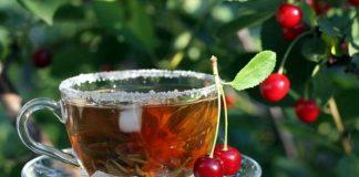 ceai din codite de cirese beneficii