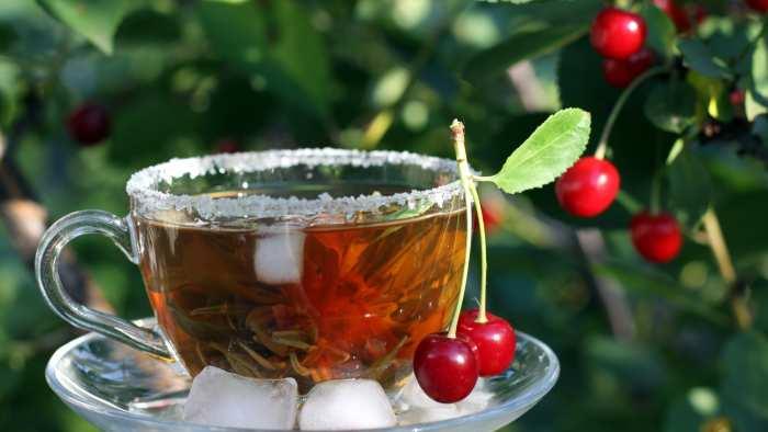 Ceai de COZI DE CIRESE