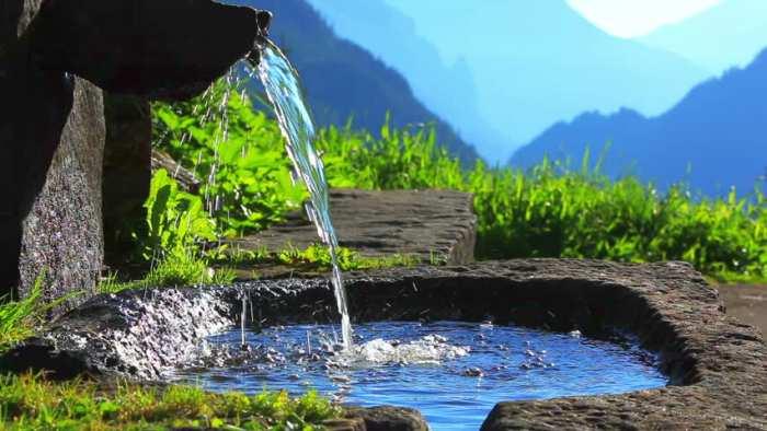 izvor de apa