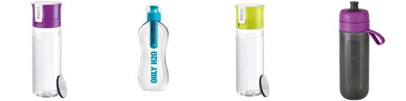 sticle filtrare apa