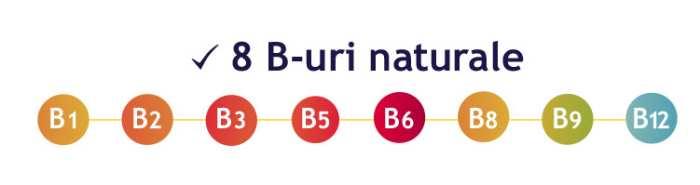 8 vitamina B complex administrare