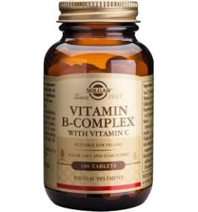 complex vitamina b pret