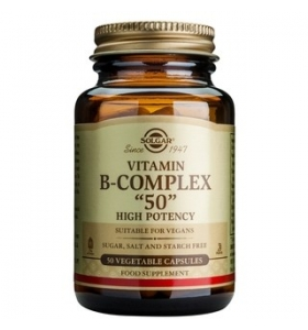 pret vitamina b complex 50 capsule