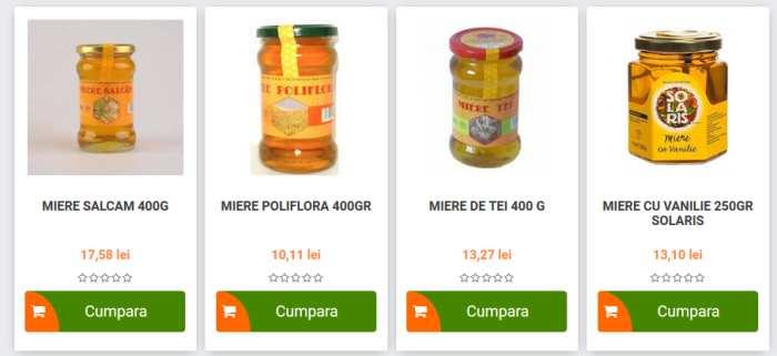 miere de albine pret online