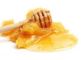 miere cristalizata sau zaharisita