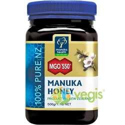 miere de manuka mgo 500 plus umf 25 pret