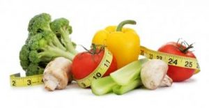 Dieta rapida de slabit cu fructe si legume
