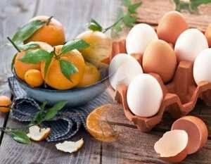 dieta cu oua si portocale