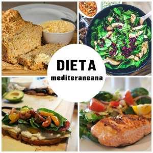 dieta mediteraneana mancare