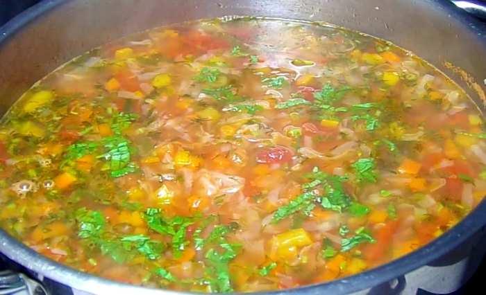supa de varza pentru slabit pareri)