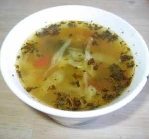 reteta supa de varza dieta