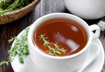 ceai de cimbru