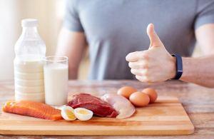 consuma proteine pentru a lua in greutate