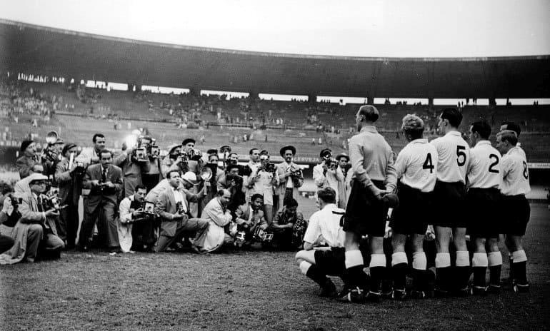 Primul meci de fotbal din istorie